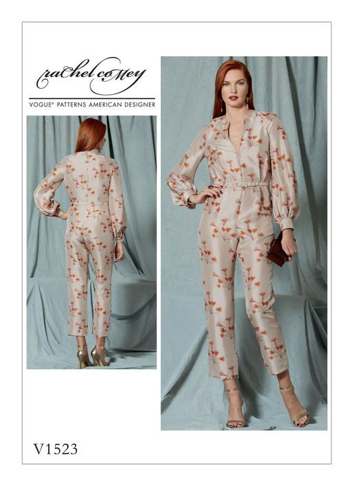 207 best Vogue Patterns images on Pinterest | Clothes patterns ...