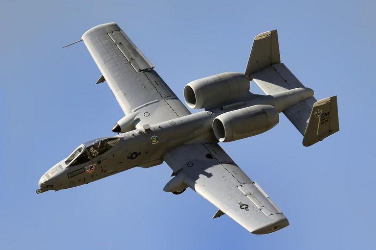 A-10 Thunderbolt II | by mvonraesfeld