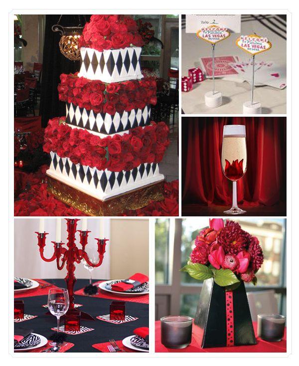 Inspiration Board Las Vegas Wedding