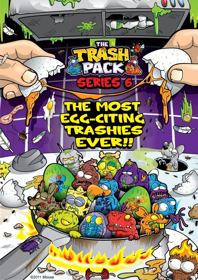 Top 29 Ideas About Trash Pack On Pinterest Birthday