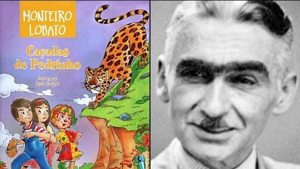 monteiro lobato e suas obras literárias.