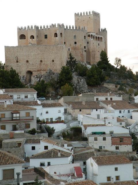 Castillo de Vélez-Blanco, Almeria - Spain