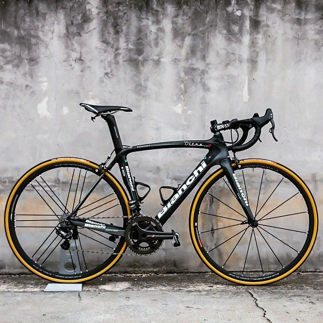 Black Bisnchi --> http://www.uksportsoutdoors.com/product/ammaco-aspen-16-frame-mens-front-suspension-26-wheel-bike-silver-21-speed-mountain-bike/