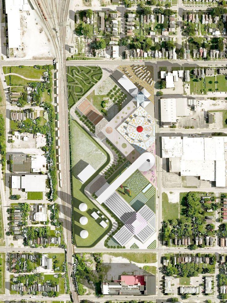 OMA: west louisville food port