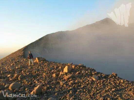 Telica volcano, León.