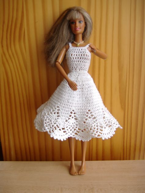 4160 best images about dolls clothes accessories on - Robe barbie adulte ...