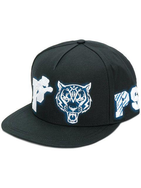 f2b91d7a13c PLEIN SPORT embroidered snapback hat.  pleinsport