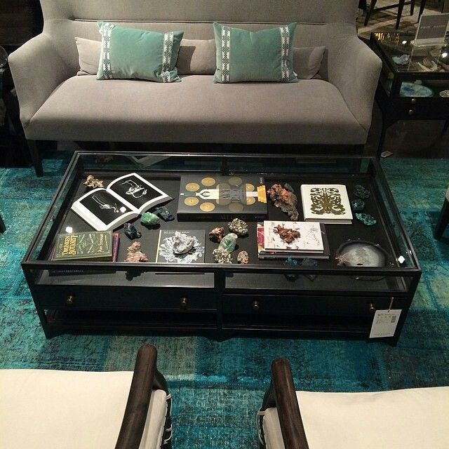shadow box coffee table this is exactly what i want to display my rock