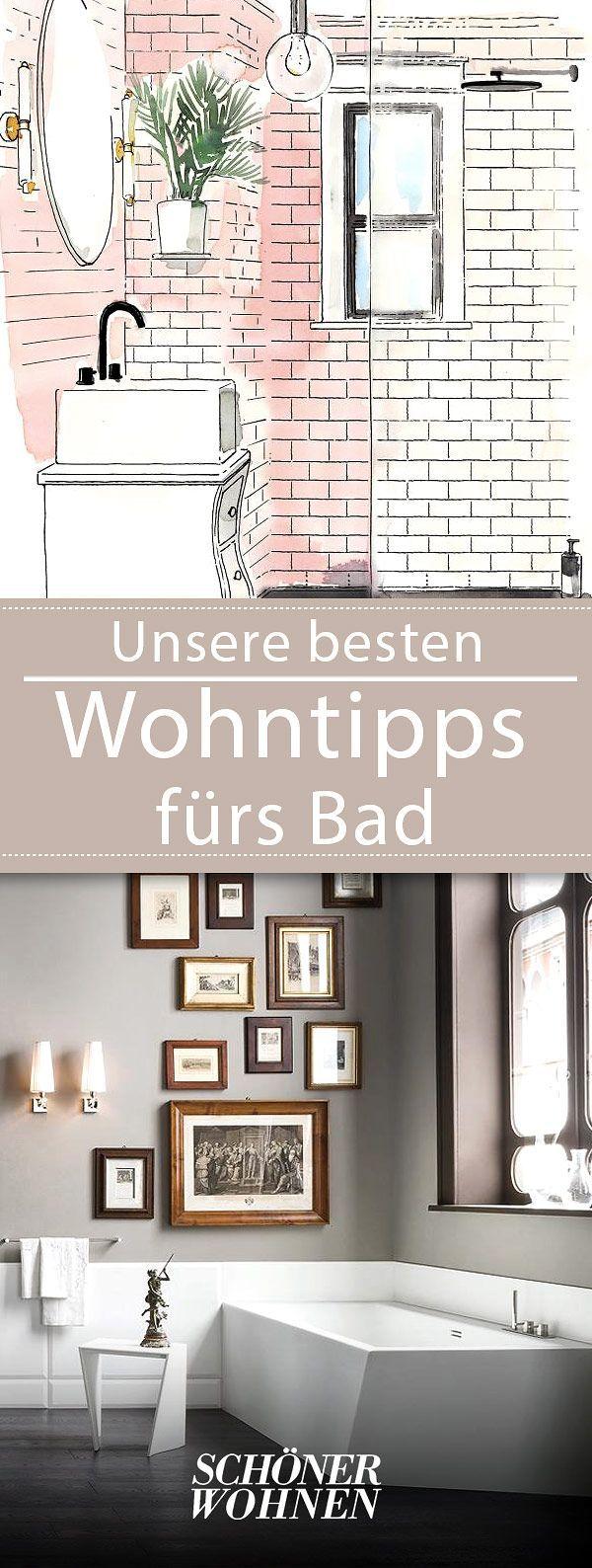 Praktische Wohntipps fürs Badezimmer – HOME | Bad