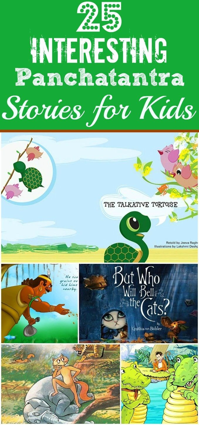 Top 25 Interesting Panchatantra Stories For Your Kids