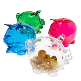 I want a piggy bank...containerstore.com for only $5.99 each!