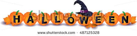 Nuovo #vettoriale online! :) New #vector online! #halloween #pumpkin #hat #witch #vectorart #stockimage http://www.shutterstock.com/pic-487125328/stock-vector-halloween-illustration-with-pumpkins-and-witch-s-hat-vector-illustration.html?src=pp-same_artist-485450749-1&ws=1