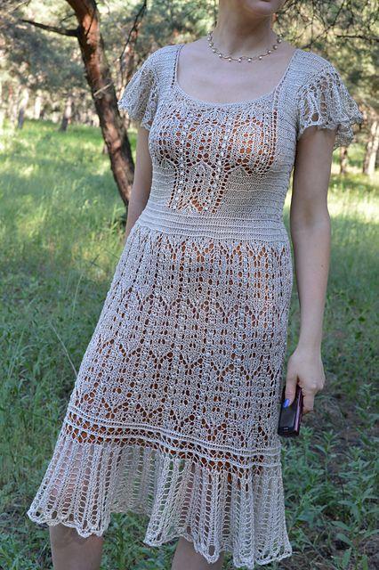 Ravelry: Acacia pattern by Tatiana Chystiakova