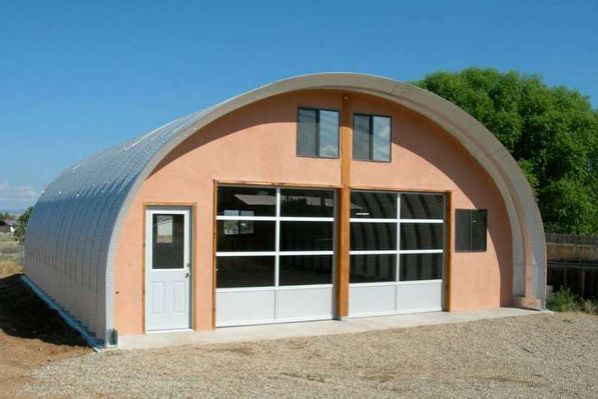 105 best quonset home images on pinterest quonset homes for Modern quonset homes