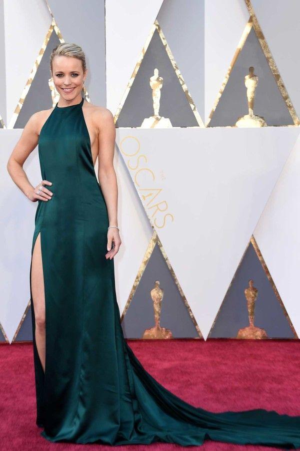 #RachelMcAdams in #AugustGetty Atelier - #Oscars 2016