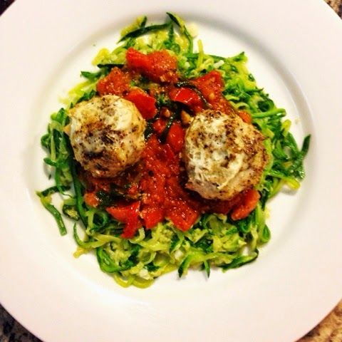 Confessions from a Food Addict : Zoodles