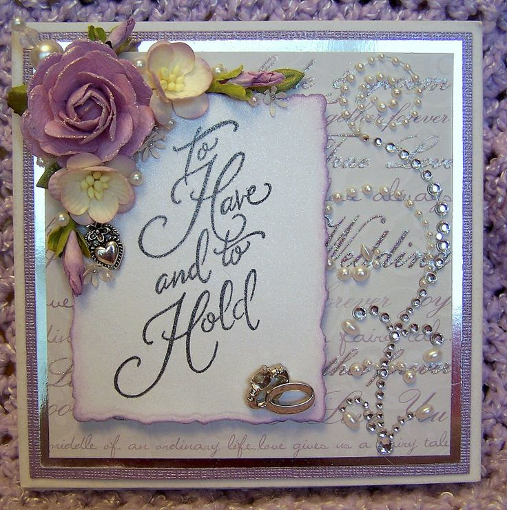 78 Best Images About Wedding Cards On Pinterest