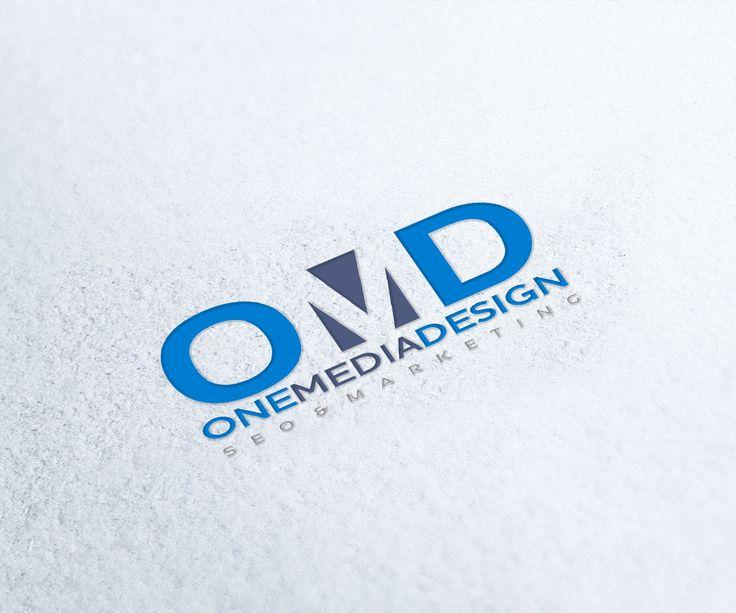 Logo Design by Vishak vasu for Contemporary digital media and marketing company #monogram #logos #design #DesignCrowd
