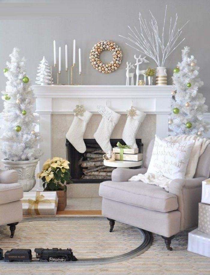 Idée comment décorer la maison pour Noël