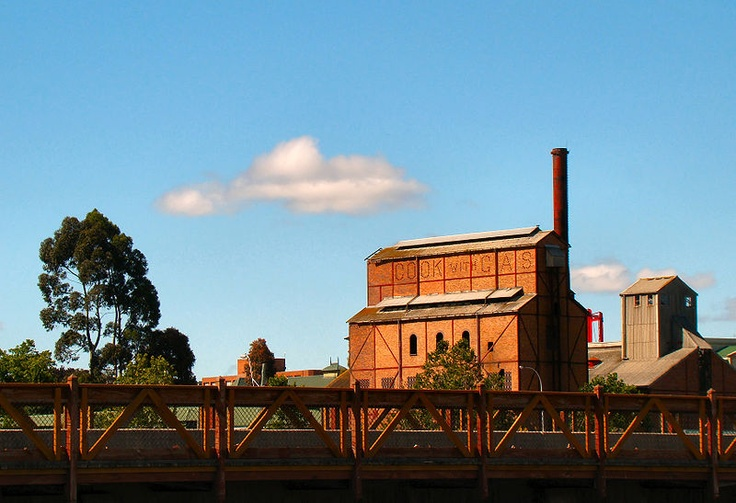 launceston gasworks