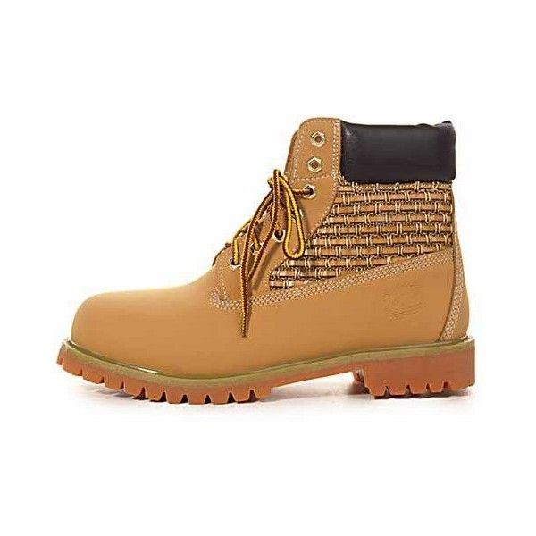 Botas Timberland Hombres Custom Boots black/chestnut/orange sole ($90) ❤ liked on Polyvore featuring shoes, boots, timberlands, black shoes, timberland boots, orange shoes, kohl shoes and timberland shoes