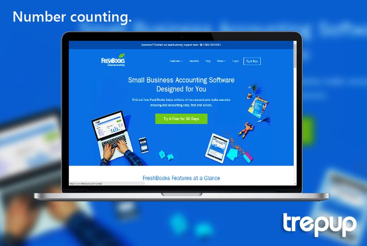 Run from numbers but how do you avoid daily accounting? With FreshBooks ofcourse.  http://bit.ly/1P0UnaC