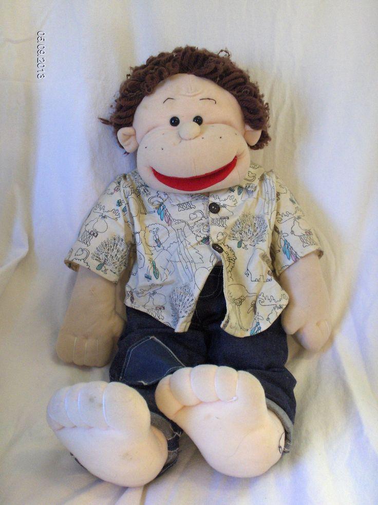Rigadoon doll; Dan; Original clothing