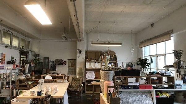 Nicholas Building Studio space   Creative Spaces