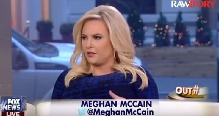 Meghan McCain Just Made A Surprising Endorsement For President No One Expected