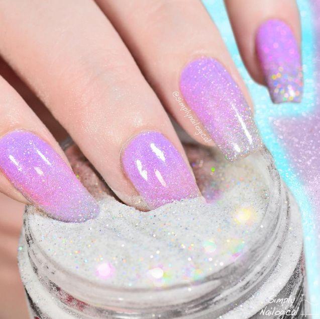 Powder Nail Polish: 17 Best Ideas About Powder Nails On Pinterest