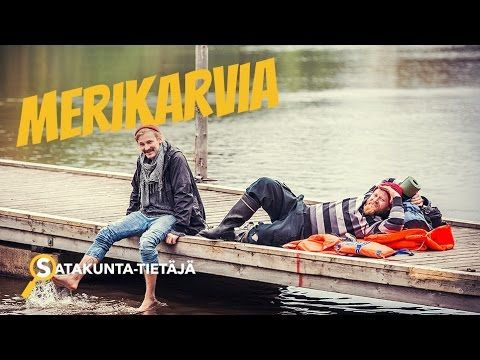 Satakunta-tietäjä, 2. jakso: Merikarvia, joki ja kalastus - Merikarvia, river, and fishing YouTube