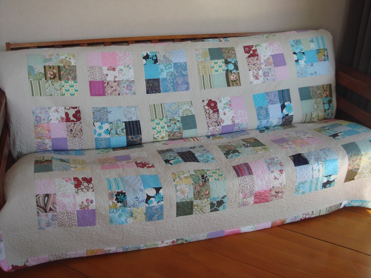 My first ever quilt.