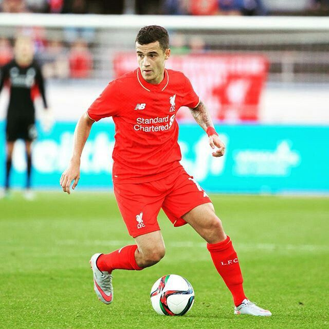 The Wizard Coutinho In Action Liverpool FC Pinterest Liverpool - Coutinho hairstyle 2015