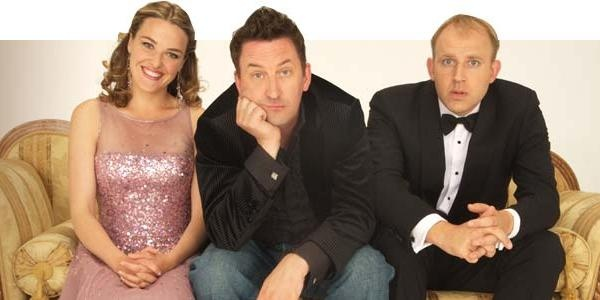 Not Going Out is a British television sitcom that has aired on BBC One since 2006. Starring Lee Mack, Tim Vine, Sally Bretton, Miranda Hart and Katy Wix.