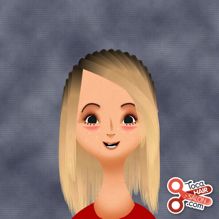 Best Tocaboca Images On Pinterest Hair Salons Apps And - Beautiful hairstyle salon app