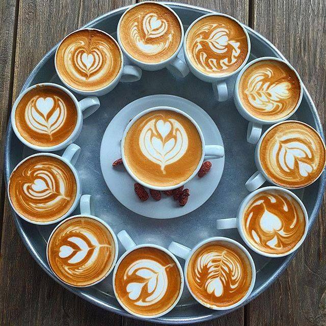 Die besten 25+ Cappuccino kunst Ideen auf Pinterest