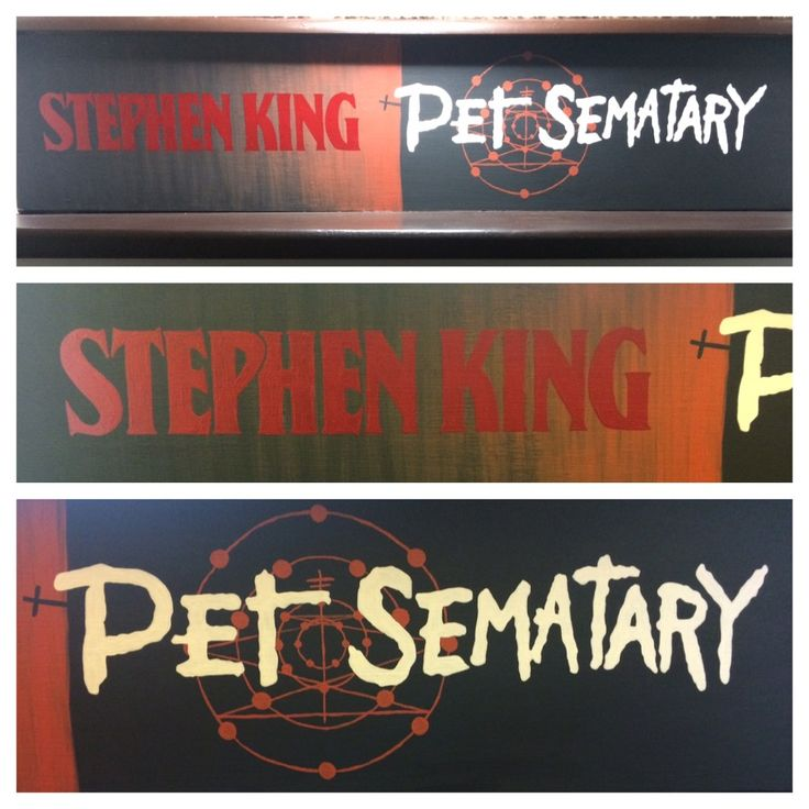 an analysis of pet sematary a novel by stephen king Pet sematary analysis stephen king pet sematary is counted among stephen king's best novels the essential stephen king: a ranking of the greatest novels.
