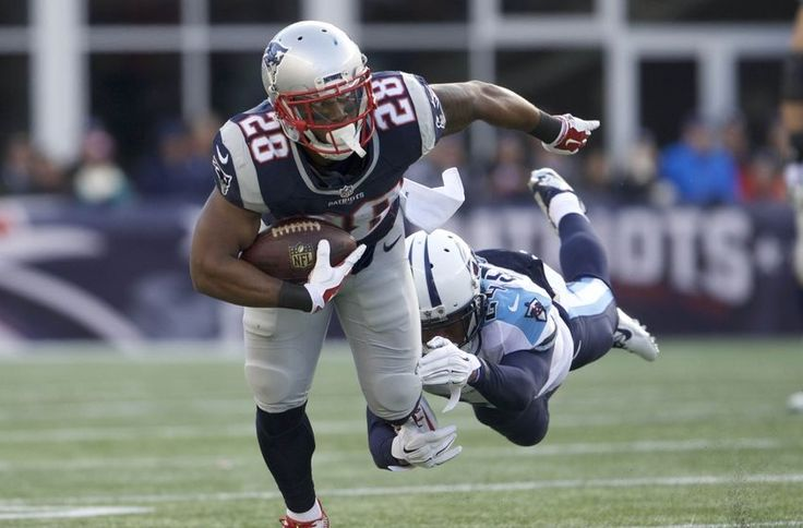 Fantasy Football 2016 Preview: New England Patriots running backs