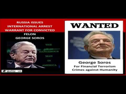 BREAKING: PUTIN ISSUES INTERNATIONAL ARREST WARRANT FOR GEORGE SOROS … D...