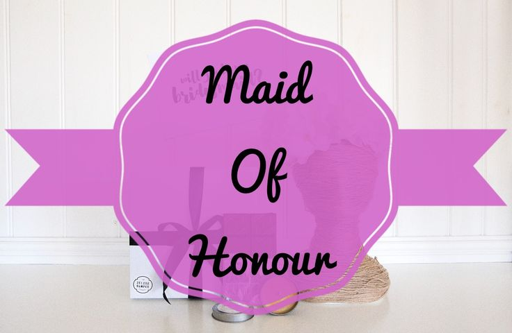 Will you be my Maid Of Honour Faux Flower Crown & Sash