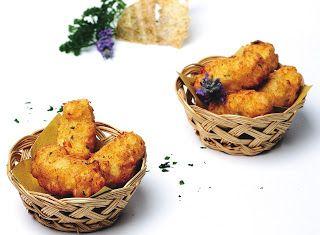 Denny Chef Blog: Polpettine di baccalà