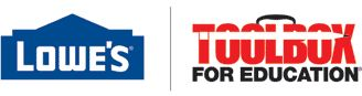 It's almost that easy when you take advantage of Lowe's Toolbox for Education grant program. Lowe's Charitable and Educational Foundation (LCEF) knows how hard you work for your kids and your community and we're dedicated to helping your parent-teacher group achieve even more for your school.