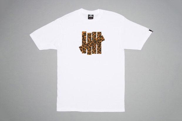 --All Gone x La MJC x UNDFTD Leopard 5 Strike T-Shirt -----------------------------  #Mens #streetwear #clothing #fashion