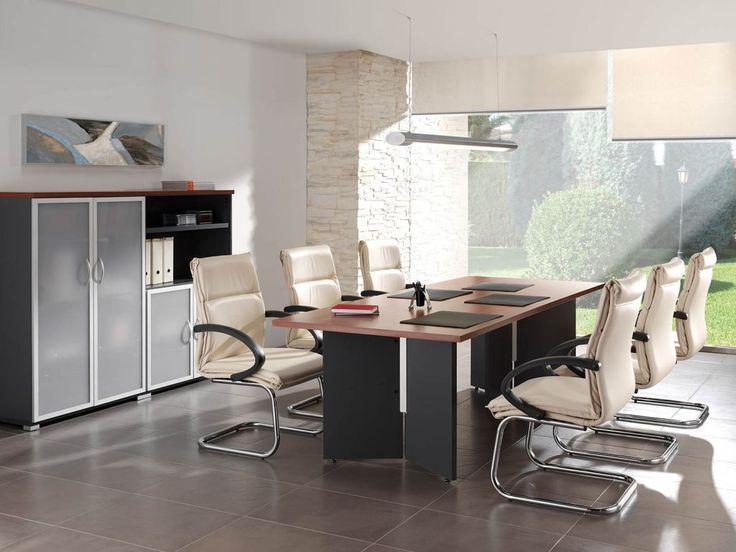 Mobiliario de oficina (1694 – O43) - Muebles CASANOVA