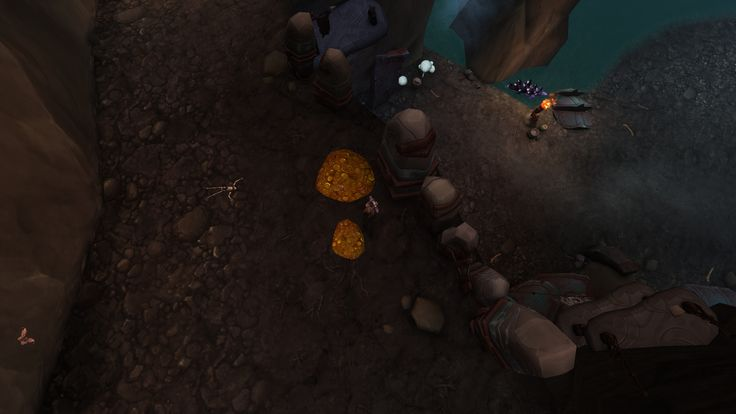 Saddest site for a Prot Warrior. (Hidden Artifact Location) #worldofwarcraft #blizzard #Hearthstone #wow #Warcraft #BlizzardCS #gaming