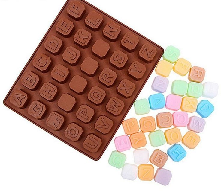 883 best images about small pastry molds on pinterest for Whiteboard letter stencils