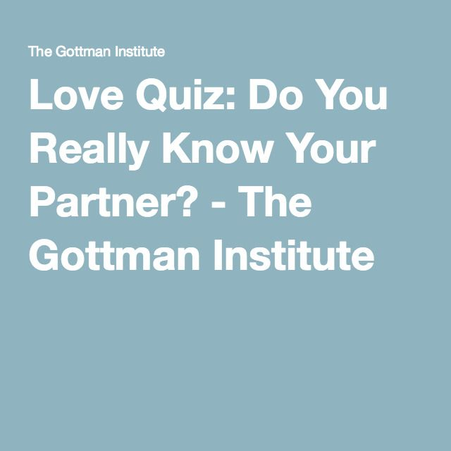 17 best ideas about Gottman Institute on Pinterest | Relationship ...