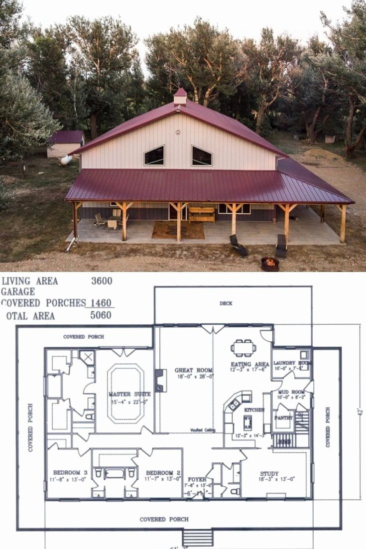 Metal Home House Plans Beautiful Metal House Plans That You Are Going To Love We Have Big In 2020 Metal House Plans Metal Homes Floor Plans Pole Barn House Plans