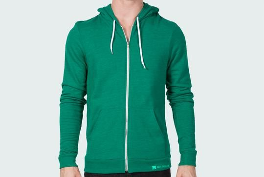Mock-up your designs on this free American Apparel TRT497 hoodie template. Comes in every color!