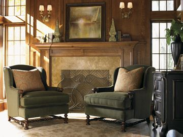 Lexington Home Brands, Palos Verdes Bradbury Chair